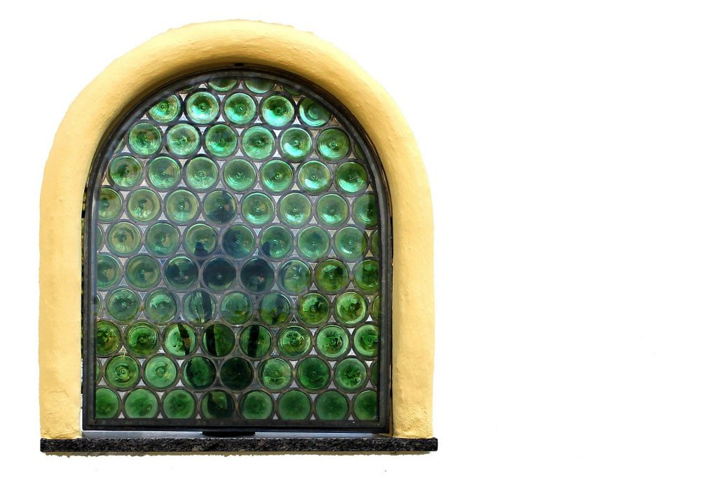 Butzenglasfenster