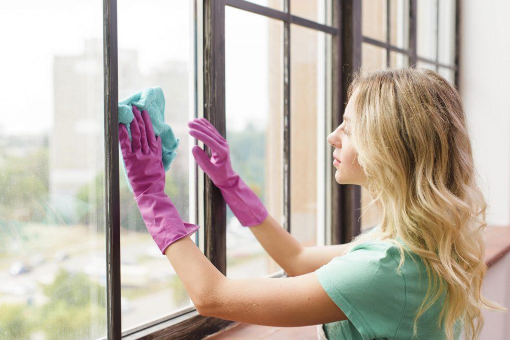 5 Tipps zum Fensterreinigen