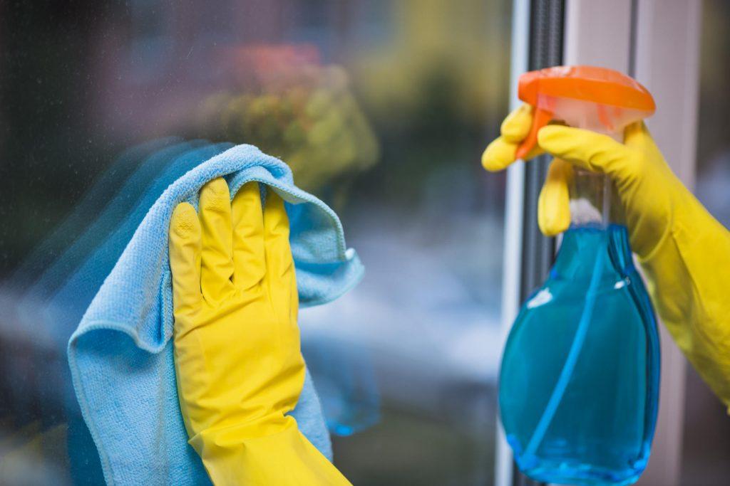 Fenster Reinigen Tipps