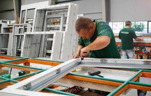 Kunststofffenster rahmenprofil