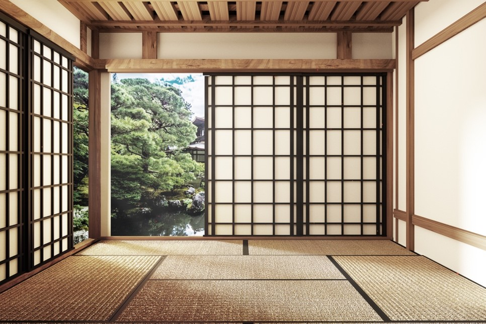 fenster in japan